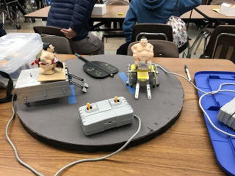 ロボット相撲ワークショップ